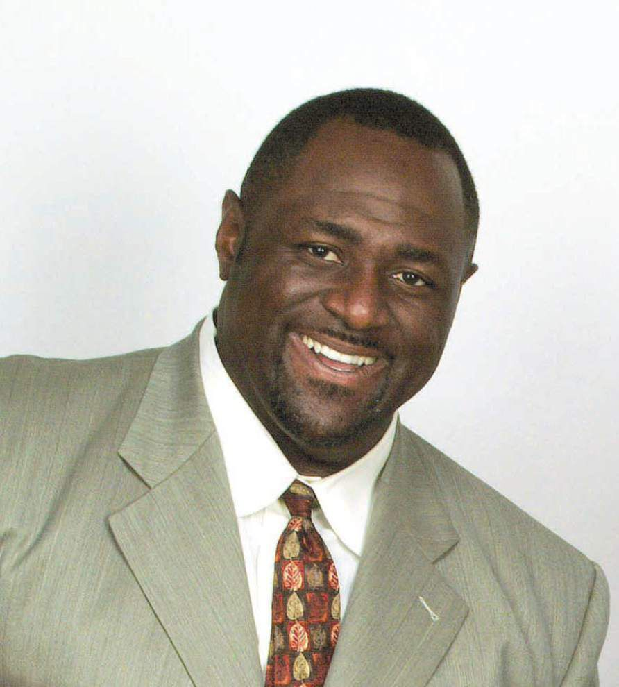 Former LSU, Giants star Leonard Marshall tells coaches eradicating concussions is imperative _lowres