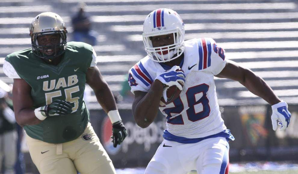 Louisiana Tech puts together 'something pretty special' to play in bowl _lowres