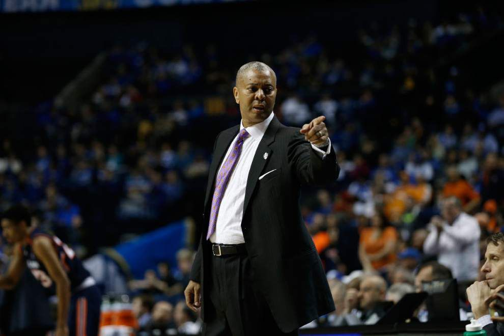 LSU men's basketball team still on latest ESPN.com, CBSSports.com NCAA tournament brackets _lowres