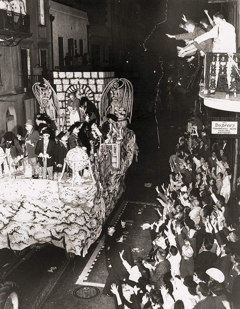 Arthur Hardy: 1970s a defining decade for New Orleans Mardi Gras _lowres