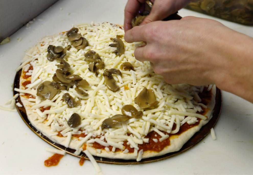 Chevron pizza 'scandal' isn't one in small town _lowres