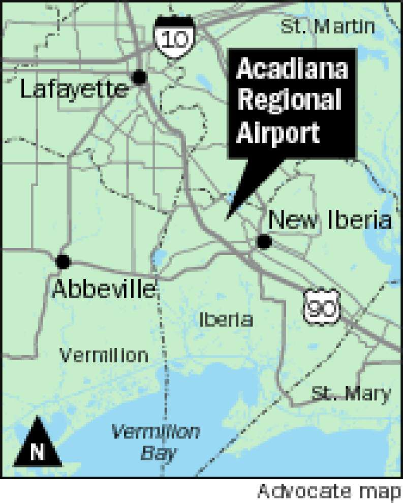 Acadiana airport seeks noise rule waiver to become import-export hub _lowres