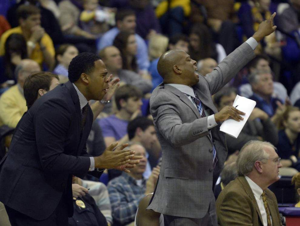 LSU basketball assistant Korey McCray leaving the program _lowres