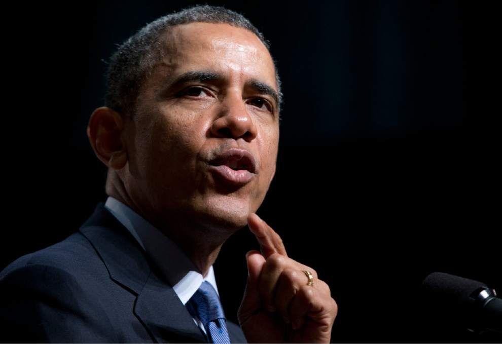 Obama, Senate Democrats take aim at gender pay gap _lowres