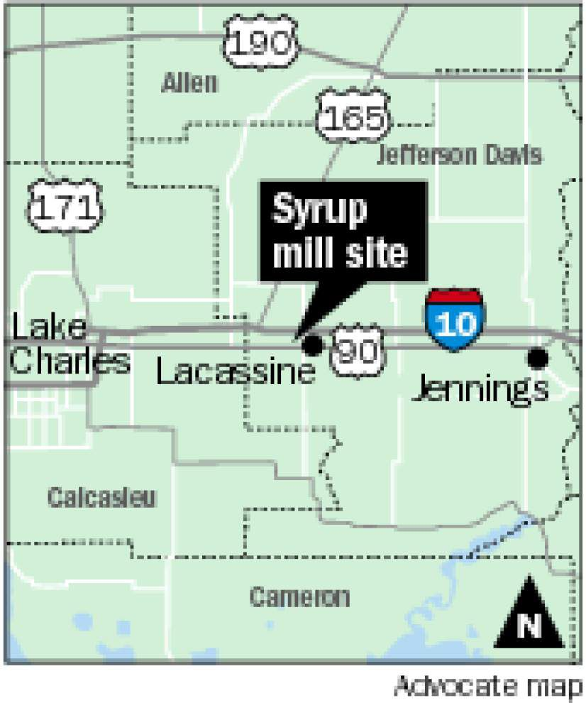 Audit: Lacassine mill cost taxpayers $71M _lowres