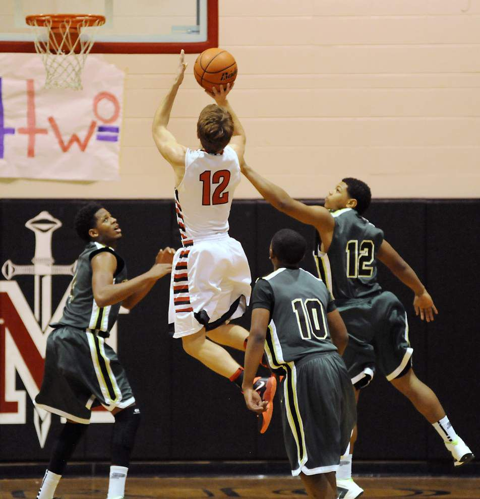 The 2014 LHSAA boys basketball playoff brackets _lowres