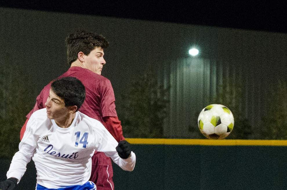Jesuit-Brother Martin soccer match ends in 1-1 tie _lowres