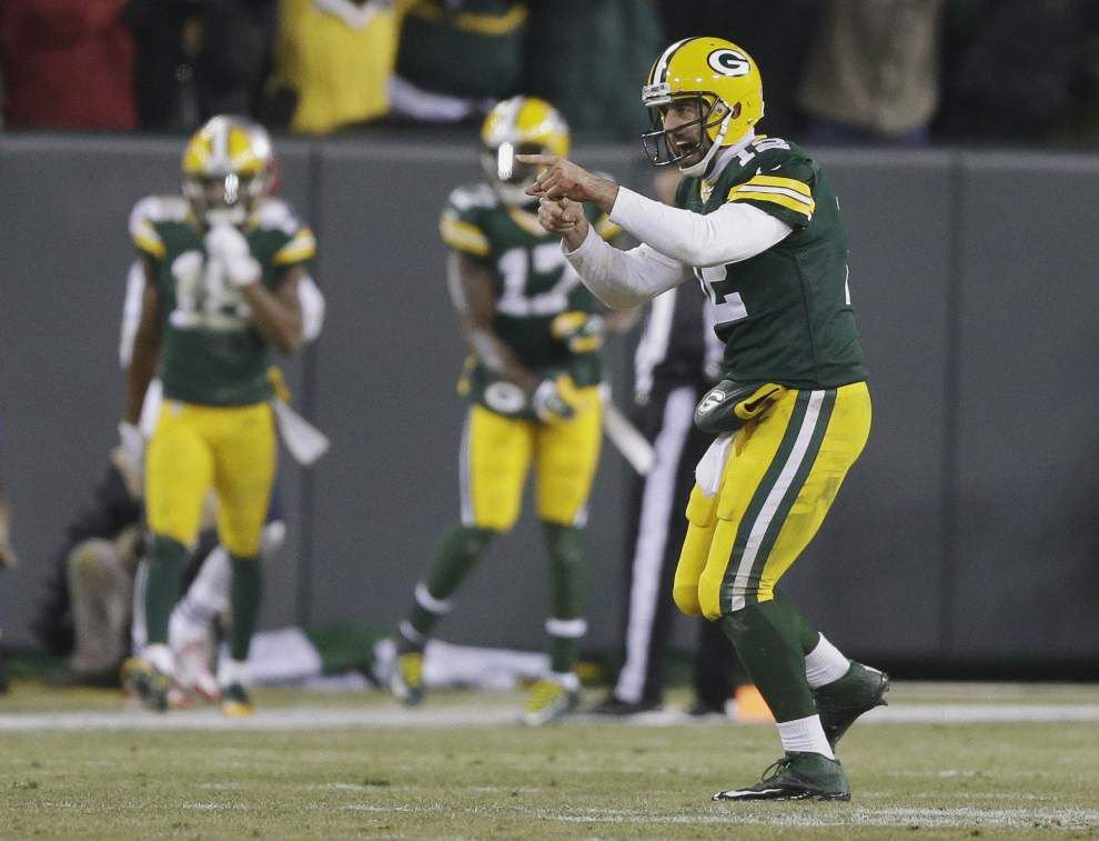 Super showdown goes Green Bay's way, a 26-21 win over New England _lowres