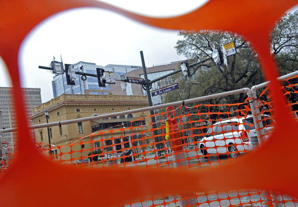 Link between LSU and downtown about to get easier with conversion of St. Ferdinand and St. Louis to two-way streets _lowres