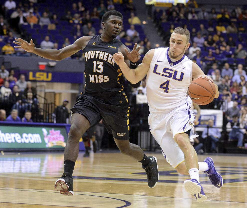 Opening Tip: Savannah State at LSU men's basketball, Saturday at 6 p.m. _lowres