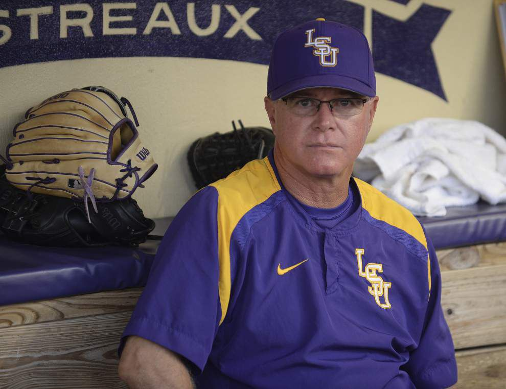 Exclusive: After reaffirming commitment to LSU, Paul Mainieri on why he just 'didn't want to leave' _lowres