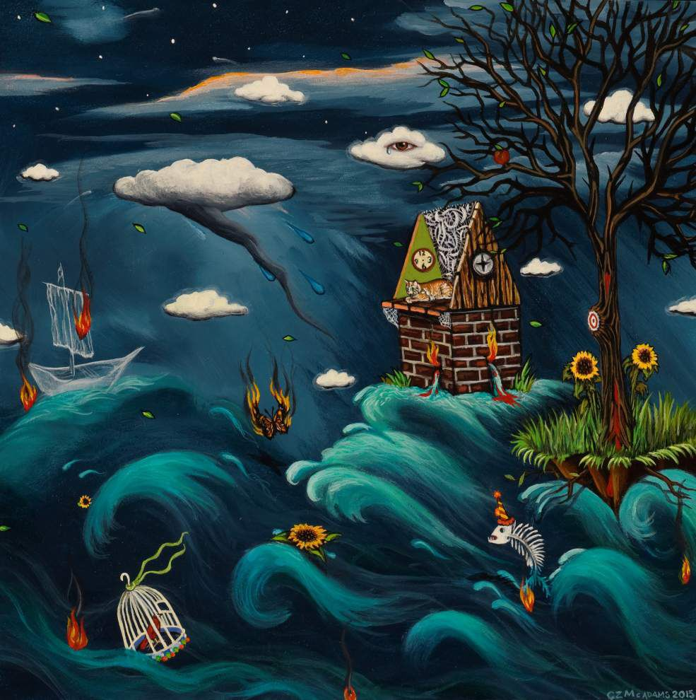 New Orleans Arts Calendar for April 23-29, 2015 _lowres