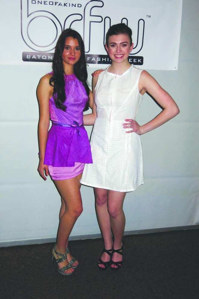 As cool as cotton: It's all OneofaKind at Baton Rouge Fashion Week finale _lowres