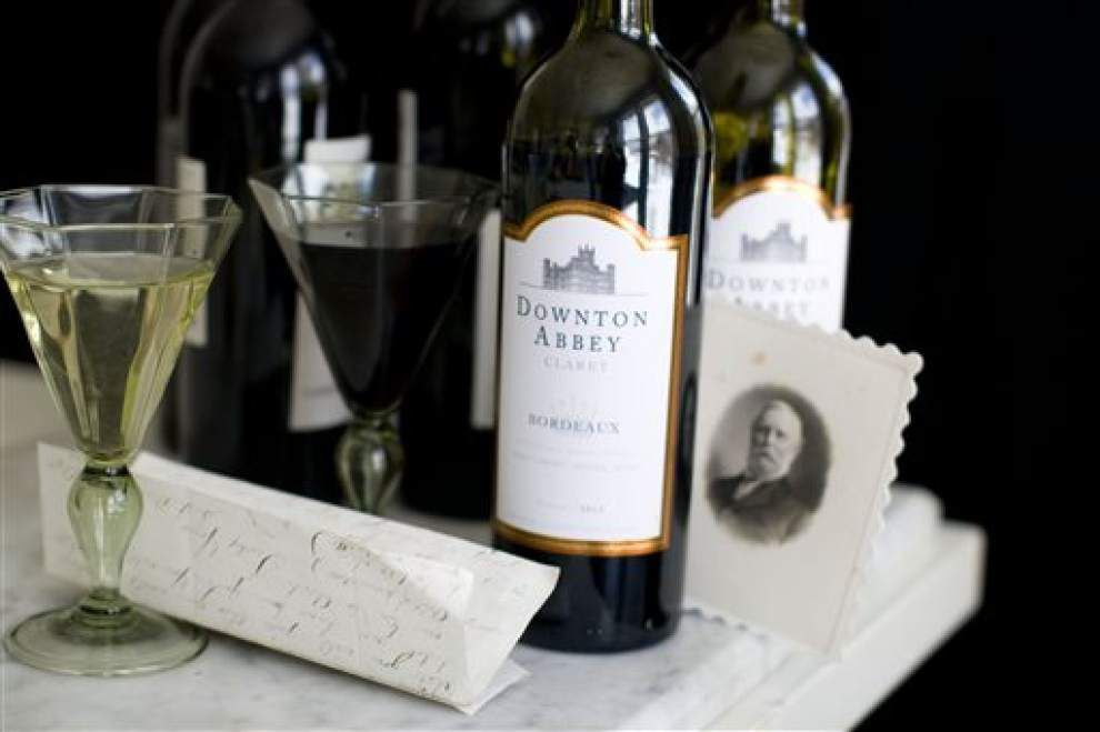 Broadcast Booze: TV shows get into the wine biz _lowres