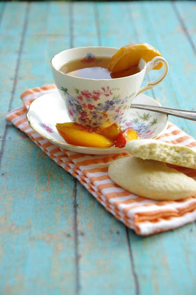Peach Infused Tea _lowres