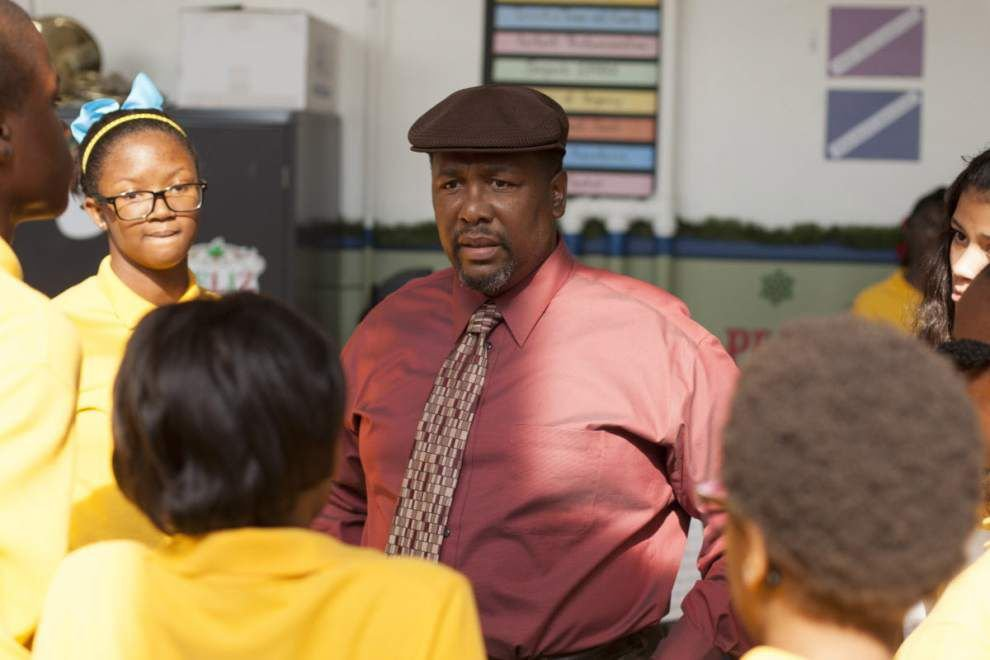 Louisiana actor Wendell Pierce keeping busy with three upcoming projects _lowres