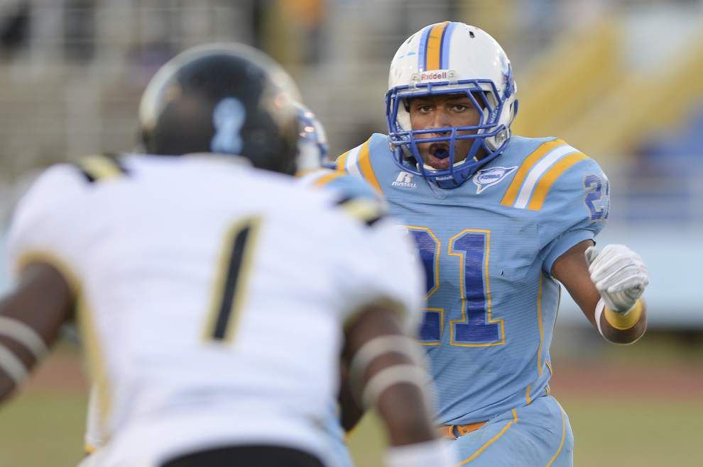 Southern seeks first win streak in trip to Alabama A&M _lowres