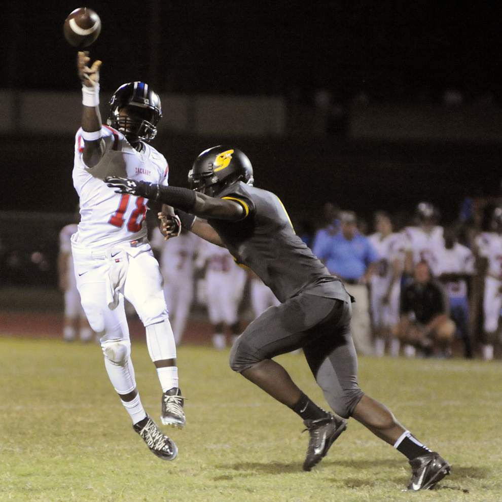 Photos: Baton Rouge area prep football _lowres