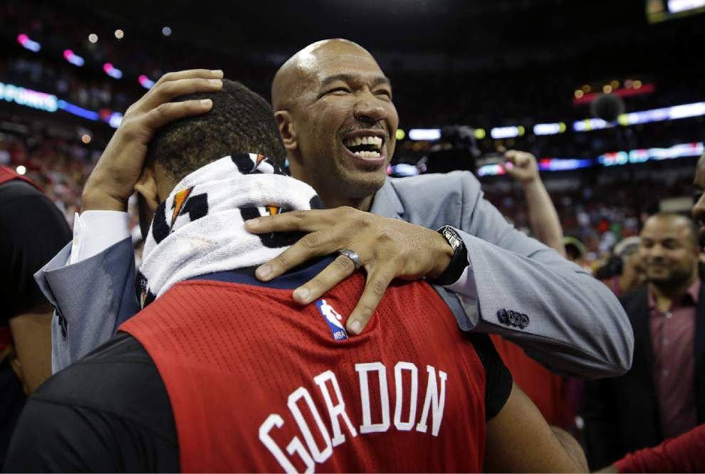 Tracking the important dates during Monty Williams' tenure as Pelicans coach _lowres