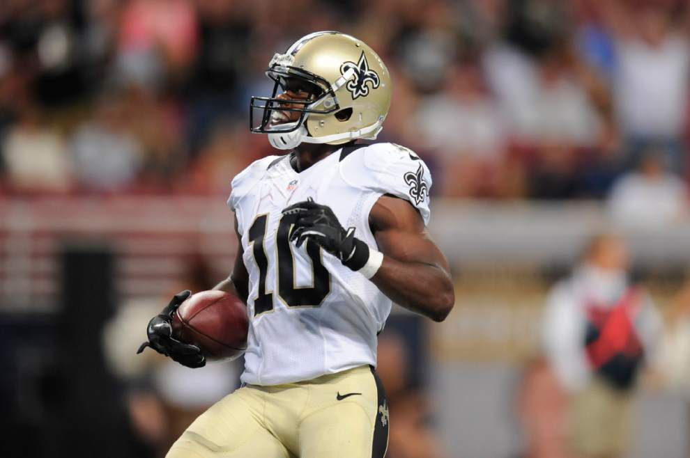 Saints rookie wide receiver Brandin Cooks adjusting well to NFL _lowres