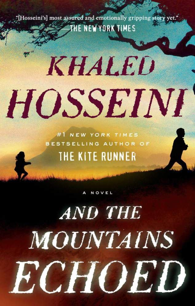 'Kite Runner' author revisits homeland in books _lowres