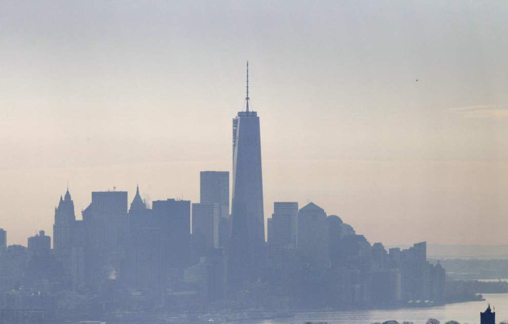 NY residents sue over World Trade Center security _lowres