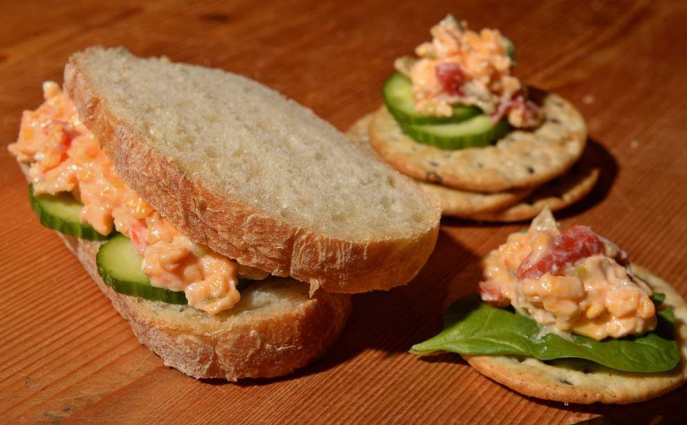 Gourmet Galley: Pimento cheese makes a comeback _lowres