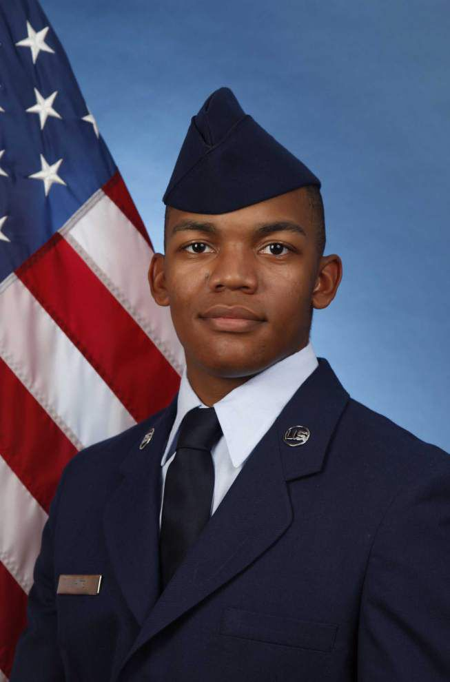 Local man graduates Air Force basic training _lowres