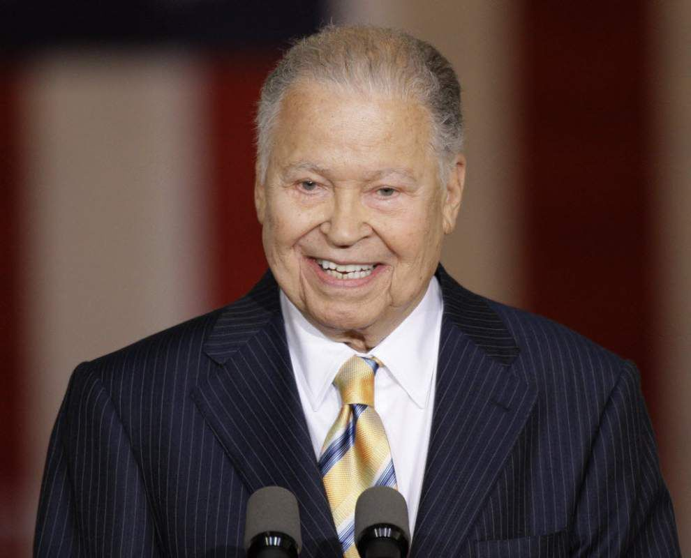 Our Views: Edward Brooke: An icon of the old Senate _lowres