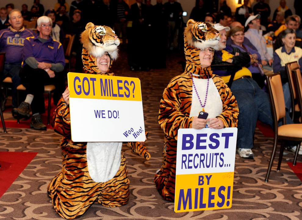 Podcast: LSU's 2014 recruiting class worth partying over _lowres