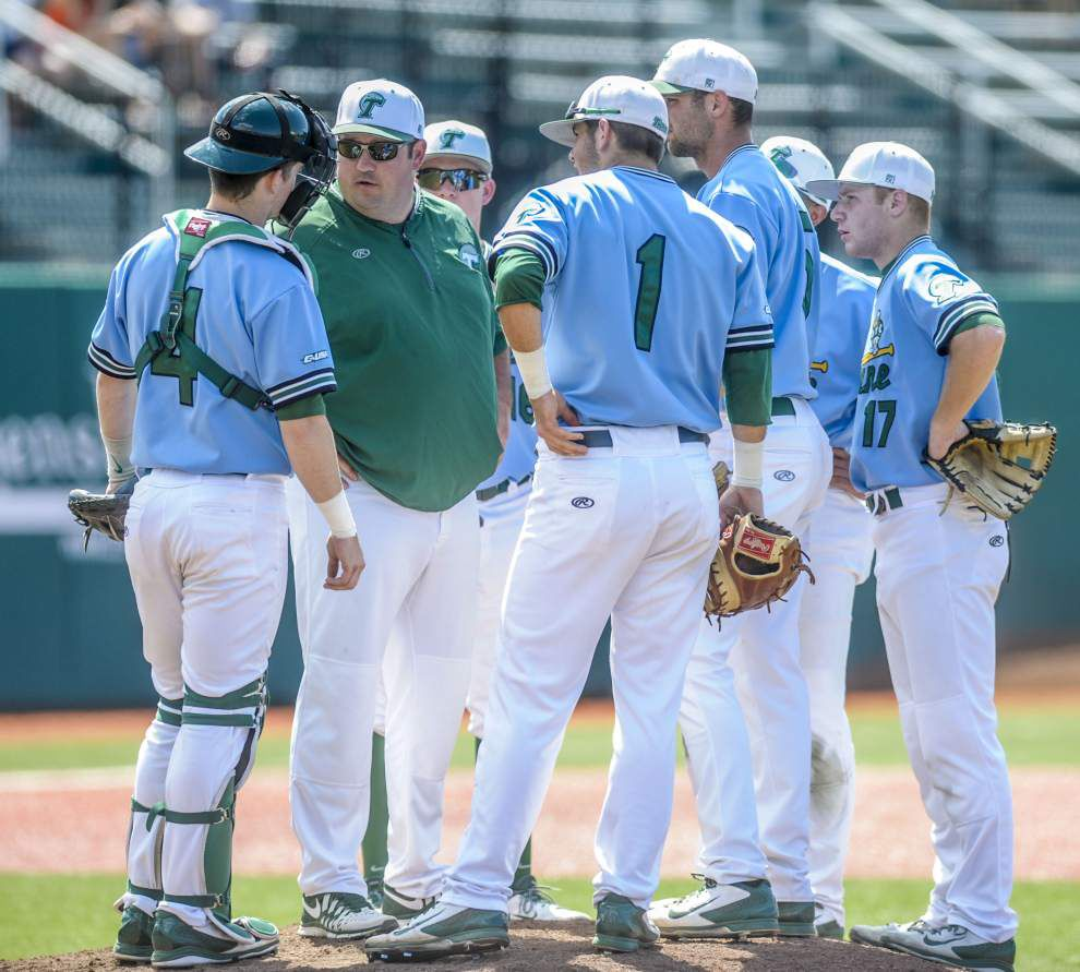 Freshmen lead Tulane to 5-3 win over Southern Miss _lowres