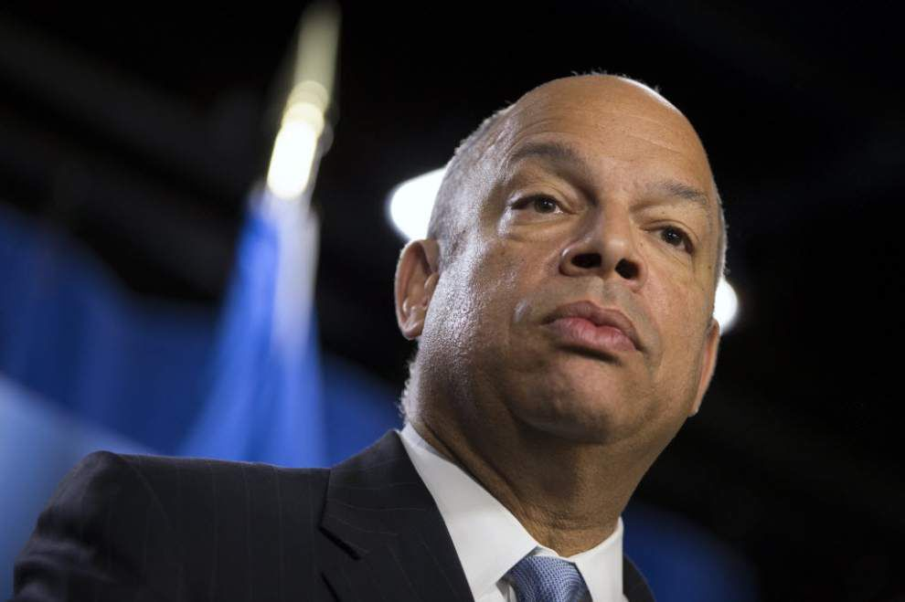 DHS secretary re-evaluating deportation priorities _lowres