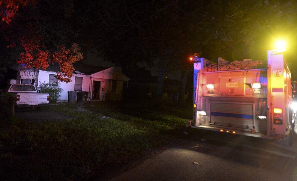 Elderly man dead, wife injured in Bay Street fire _lowres