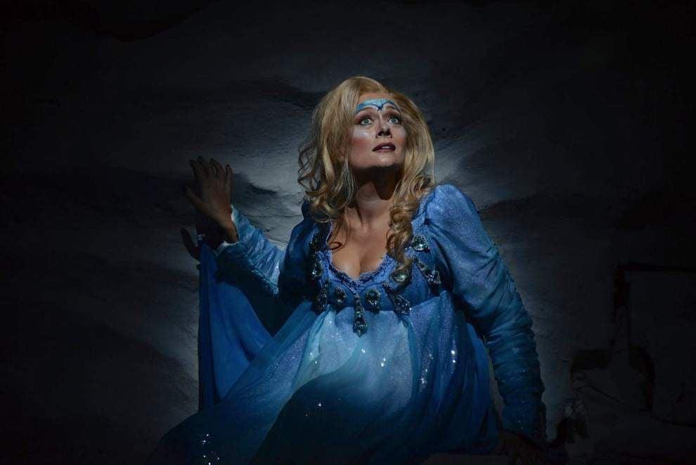 Great Czech opera is a fairy-tale break for singer _lowres