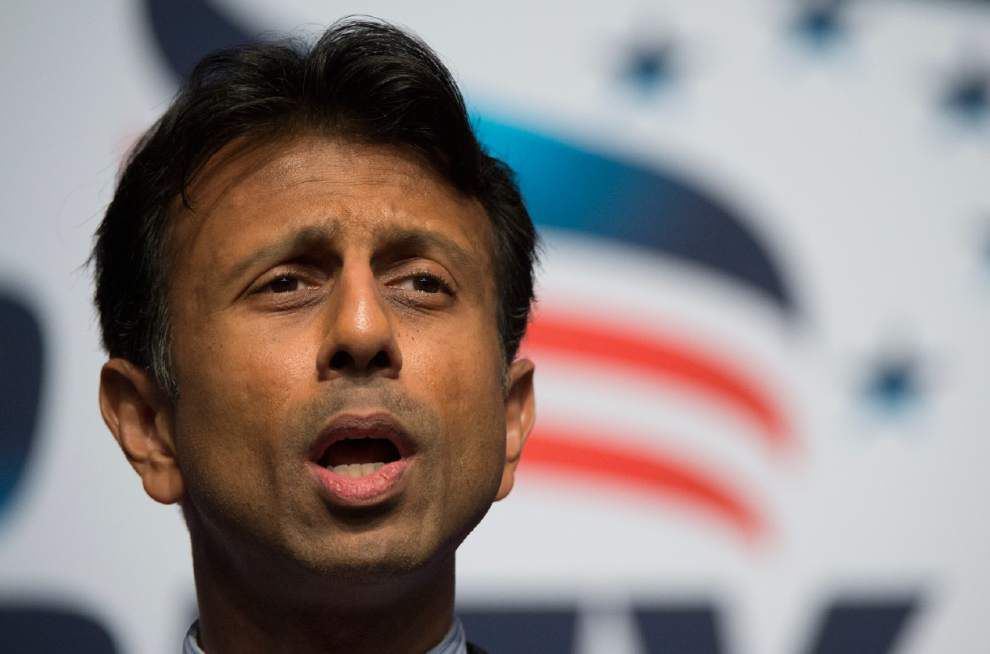 Louisiana Gov. Bobby Jindal lags support from notables in presidential endorsement race _lowres