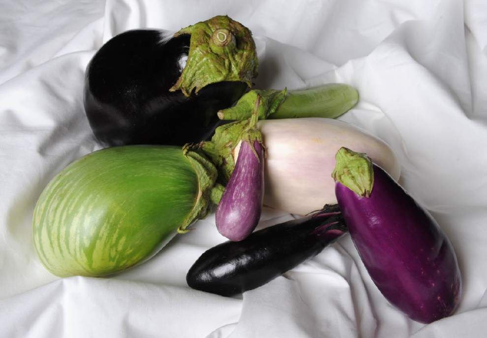 @The Farmer's Market: Versatile eggplant in fruit family _lowres
