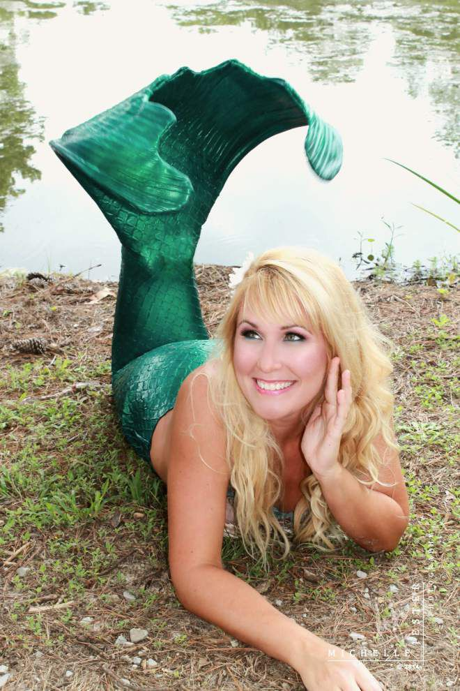Louisiana Mermaid takes top communicator prize _lowres