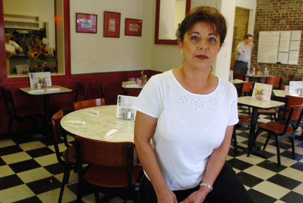 Owner of Christina's restaurant in Baton Rouge died Monday _lowres