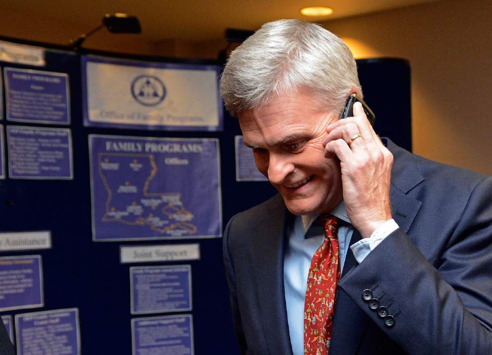 U.S. Rep. Bill Cassidy returns to Washington Tuesday, has 1 main priority in mind for transition to Senate _lowres