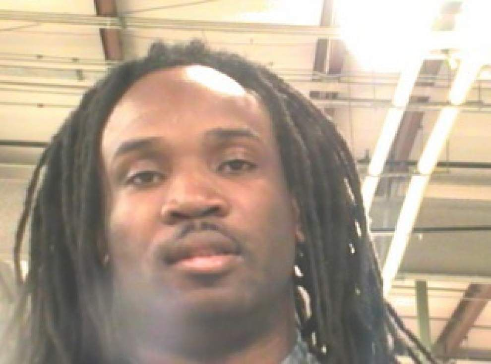 Trumpeter Shamarr Allen pleads not guilty to punching deputy _lowres