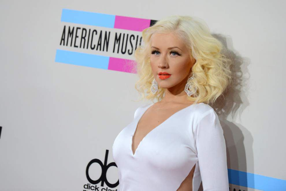 Christina Aguilera to perform ahead of NBA All-Star Game _lowres