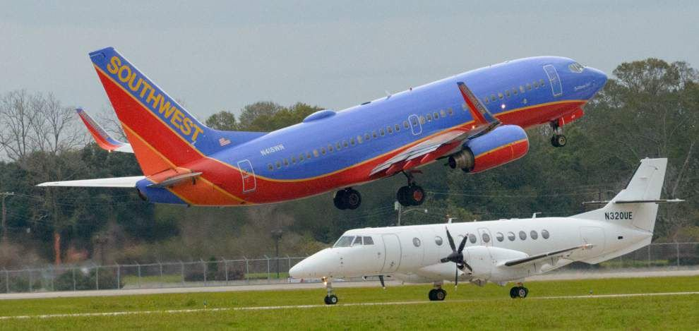 New Orleans' Armstrong International Airport set passenger record in 2015 _lowres