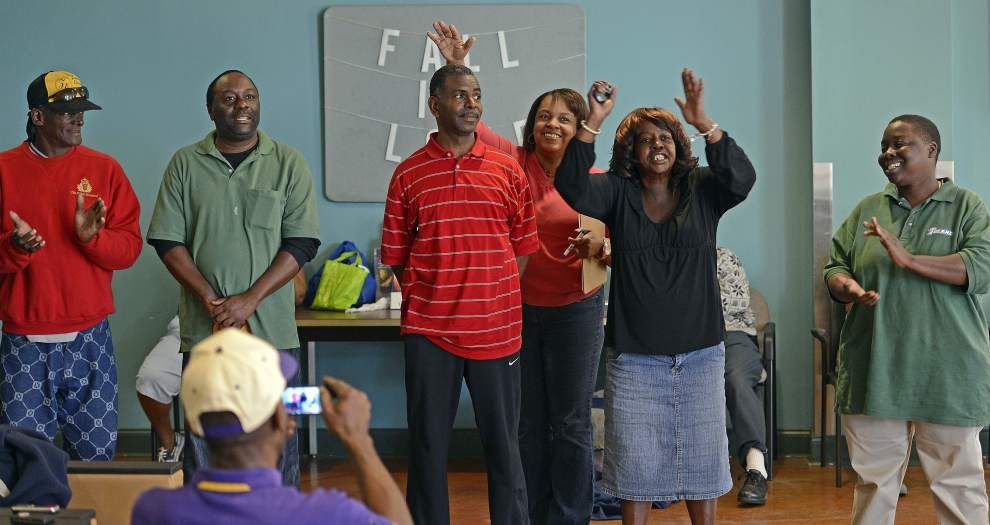 The spirit moves at BR's 'OneStop Homeless Services Center' _lowres