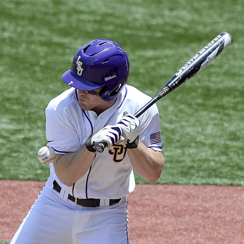 LSU baseball, football chat Wednesday at 1 p.m. _lowres
