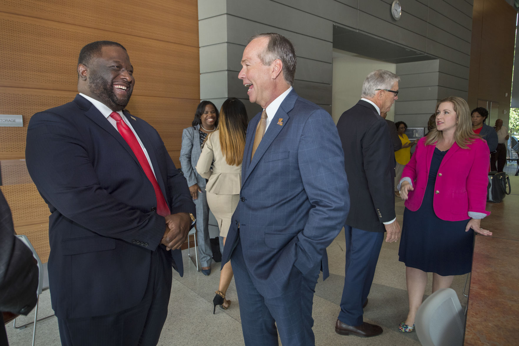 Higher ed leaders in Baton Rouge report on effort to create more career pathways for students