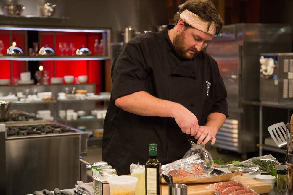 Baton Rouge's Jay Ducote makes 'Food Network Star' finals, feels the love from fans on social media _lowres