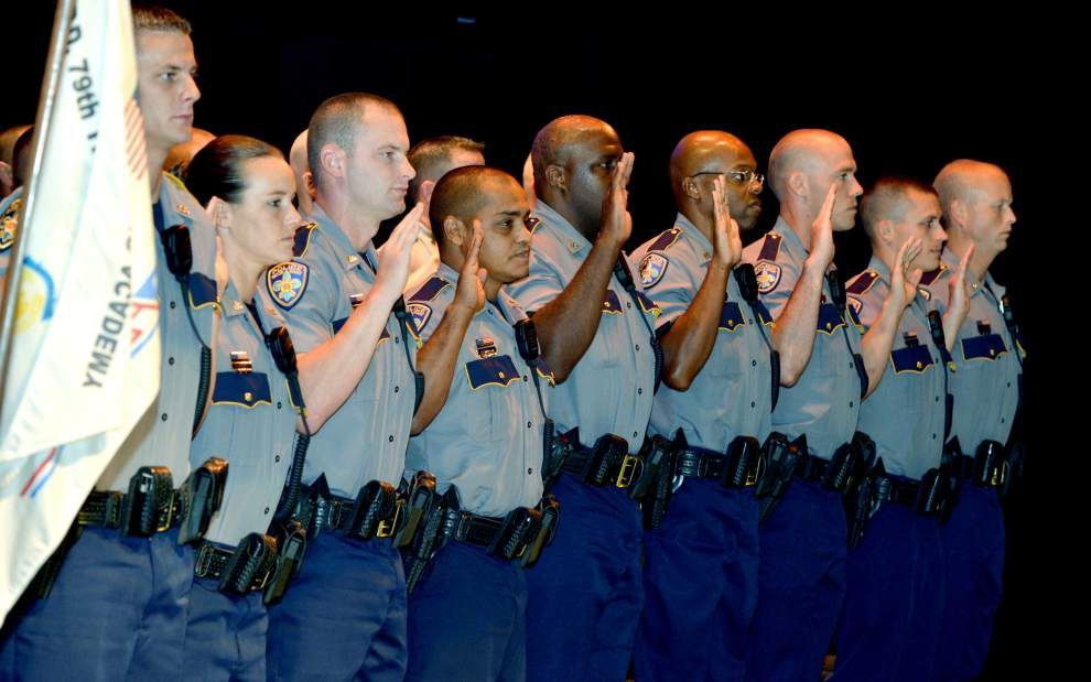State Police pay raises have BRPD singing the blues _lowres