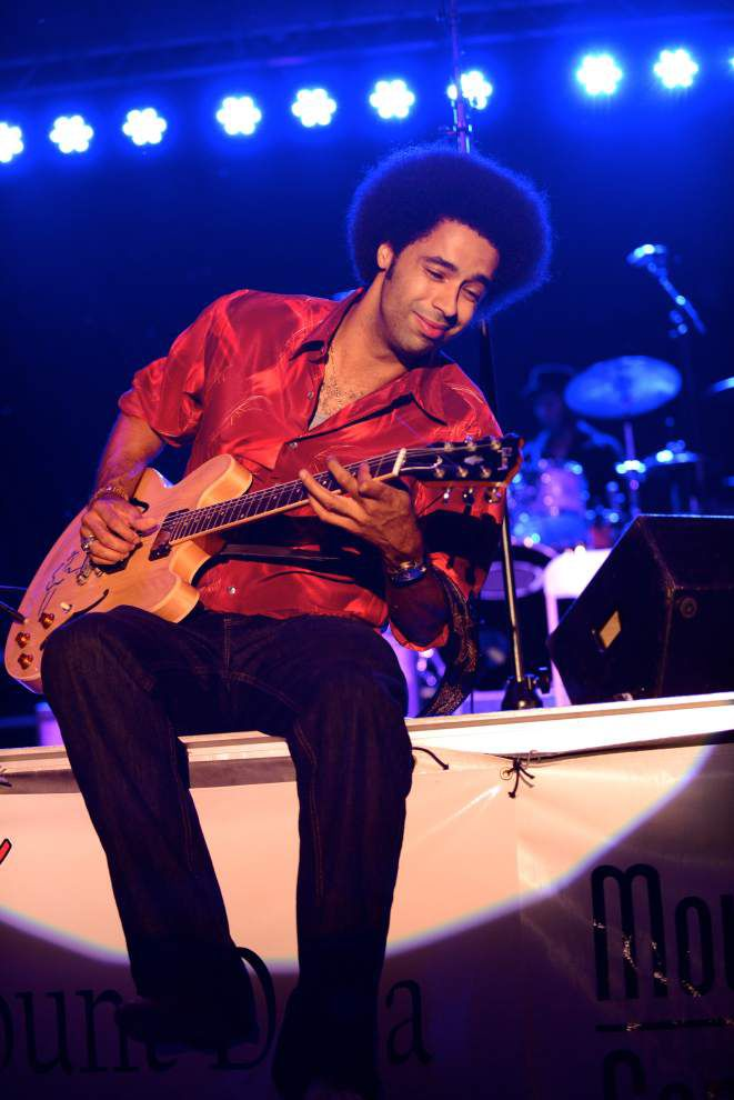 How Hendrix pointed a guitarman to music's roots _lowres