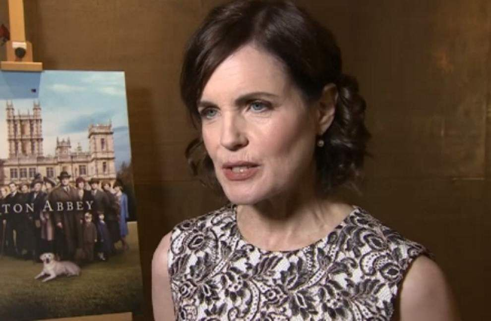 Downton's McGovern: 'It's like being a Beatle _lowres