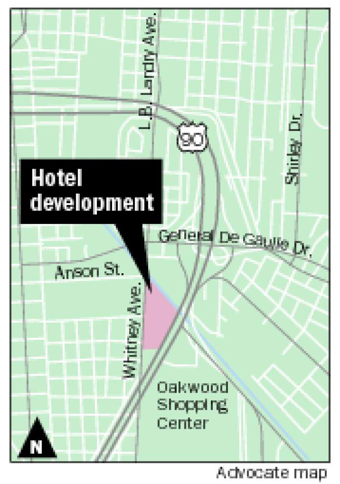 Plan would use up to $2 million in tax revenue for Gretna hotel site _lowres